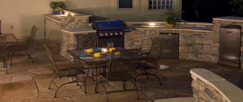 We can design an outdoor living space for your needs in Winter Park, CO.